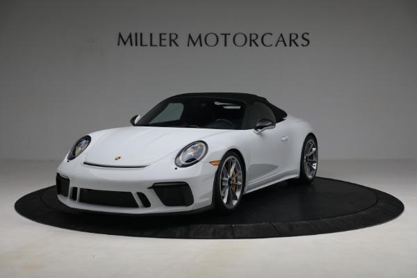 Used 2019 Porsche 911 Speedster for sale $395,900 at Alfa Romeo of Westport in Westport CT 06880 13