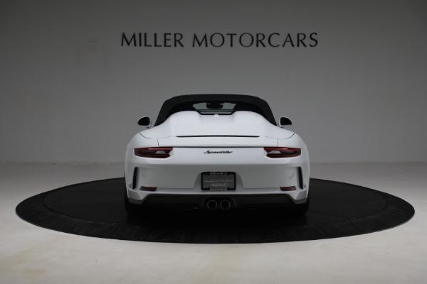 Used 2019 Porsche 911 Speedster for sale $395,900 at Alfa Romeo of Westport in Westport CT 06880 16