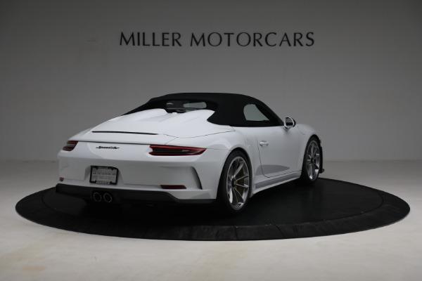 Used 2019 Porsche 911 Speedster for sale $395,900 at Alfa Romeo of Westport in Westport CT 06880 17