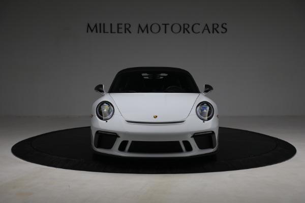 Used 2019 Porsche 911 Speedster for sale $395,900 at Alfa Romeo of Westport in Westport CT 06880 19