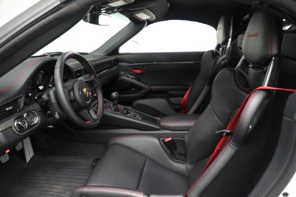 Used 2019 Porsche 911 Speedster for sale $395,900 at Alfa Romeo of Westport in Westport CT 06880 20