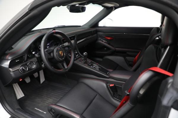 Used 2019 Porsche 911 Speedster for sale $395,900 at Alfa Romeo of Westport in Westport CT 06880 22