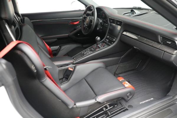 Used 2019 Porsche 911 Speedster for sale $395,900 at Alfa Romeo of Westport in Westport CT 06880 25