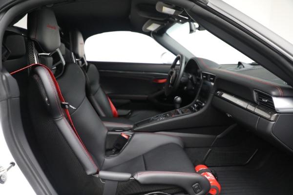 Used 2019 Porsche 911 Speedster for sale $395,900 at Alfa Romeo of Westport in Westport CT 06880 27