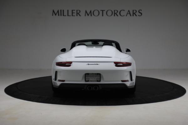 Used 2019 Porsche 911 Speedster for sale $395,900 at Alfa Romeo of Westport in Westport CT 06880 6