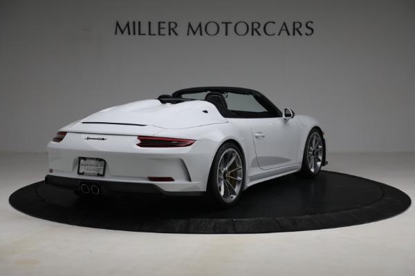 Used 2019 Porsche 911 Speedster for sale $395,900 at Alfa Romeo of Westport in Westport CT 06880 7