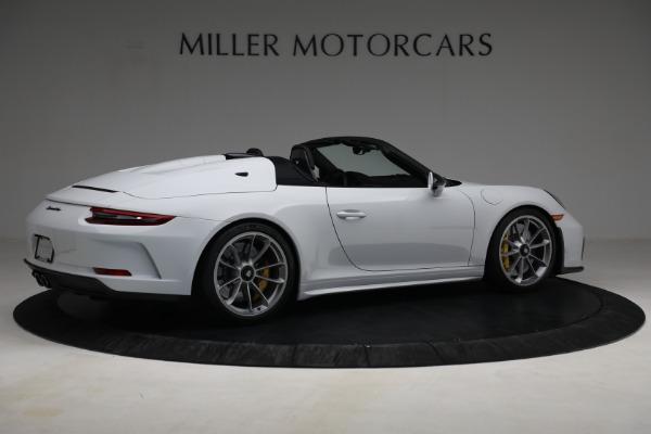Used 2019 Porsche 911 Speedster for sale $395,900 at Alfa Romeo of Westport in Westport CT 06880 8