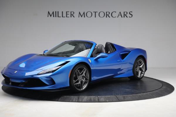 Used 2021 Ferrari F8 Spider for sale $499,900 at Alfa Romeo of Westport in Westport CT 06880 2
