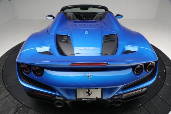 Used 2021 Ferrari F8 Spider for sale $499,900 at Alfa Romeo of Westport in Westport CT 06880 20