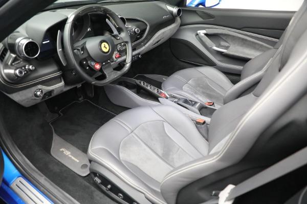 Used 2021 Ferrari F8 Spider for sale $499,900 at Alfa Romeo of Westport in Westport CT 06880 21