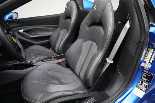 Used 2021 Ferrari F8 Spider for sale $499,900 at Alfa Romeo of Westport in Westport CT 06880 23