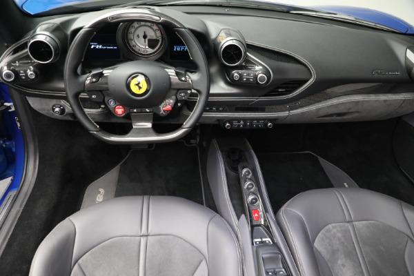 Used 2021 Ferrari F8 Spider for sale $499,900 at Alfa Romeo of Westport in Westport CT 06880 25