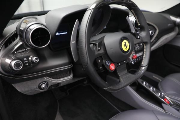 Used 2021 Ferrari F8 Spider for sale $499,900 at Alfa Romeo of Westport in Westport CT 06880 26