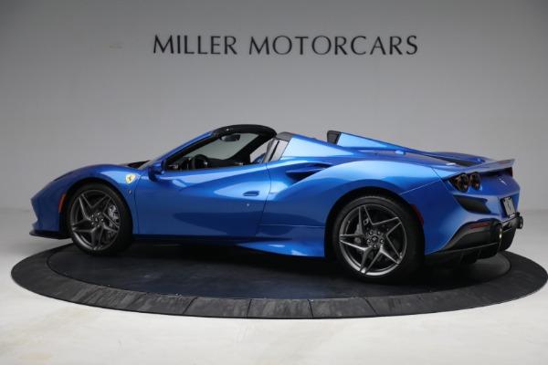 Used 2021 Ferrari F8 Spider for sale $499,900 at Alfa Romeo of Westport in Westport CT 06880 4