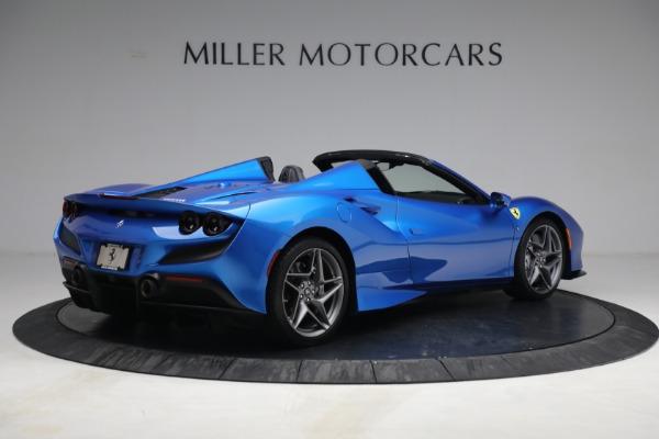 Used 2021 Ferrari F8 Spider for sale $499,900 at Alfa Romeo of Westport in Westport CT 06880 8