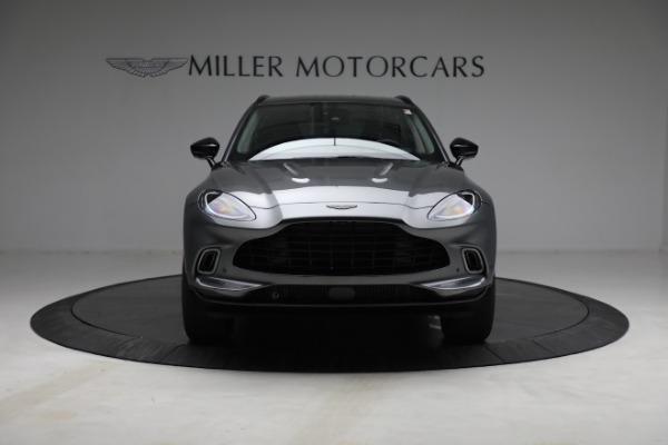 New 2021 Aston Martin DBX for sale $202,286 at Alfa Romeo of Westport in Westport CT 06880 13