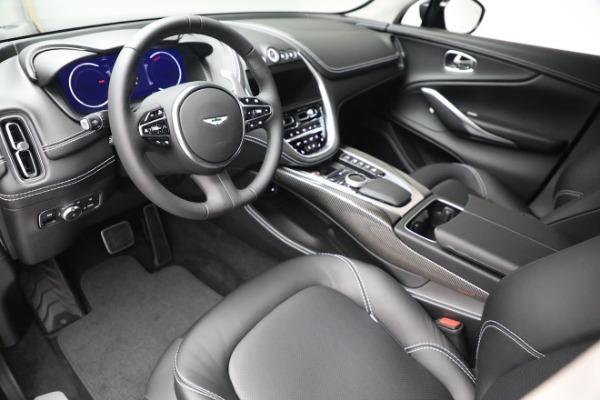 New 2021 Aston Martin DBX for sale $202,286 at Alfa Romeo of Westport in Westport CT 06880 15