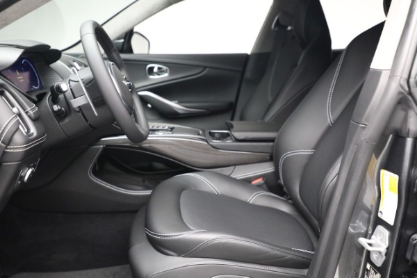 New 2021 Aston Martin DBX for sale $202,286 at Alfa Romeo of Westport in Westport CT 06880 16