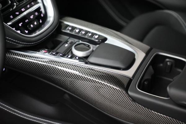 New 2021 Aston Martin DBX for sale $202,286 at Alfa Romeo of Westport in Westport CT 06880 18