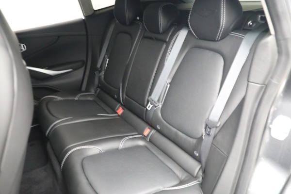 New 2021 Aston Martin DBX for sale $202,286 at Alfa Romeo of Westport in Westport CT 06880 21