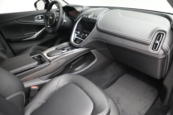 New 2021 Aston Martin DBX for sale $202,286 at Alfa Romeo of Westport in Westport CT 06880 22