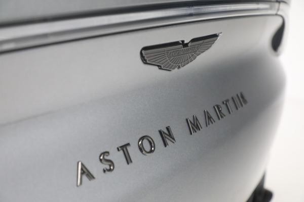 New 2021 Aston Martin DBX for sale $202,286 at Alfa Romeo of Westport in Westport CT 06880 25