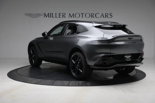 New 2021 Aston Martin DBX for sale $202,286 at Alfa Romeo of Westport in Westport CT 06880 6