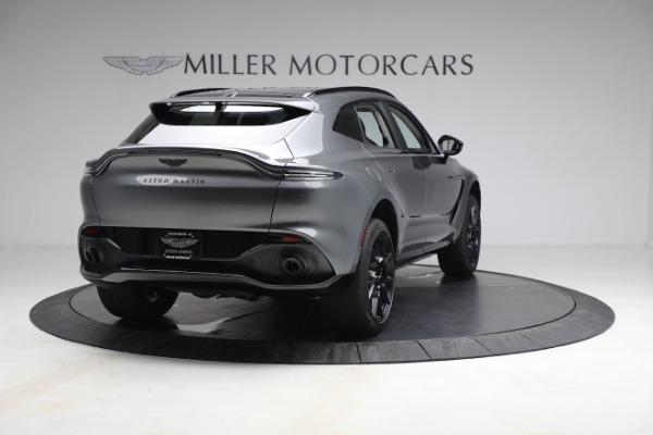 New 2021 Aston Martin DBX for sale $202,286 at Alfa Romeo of Westport in Westport CT 06880 8