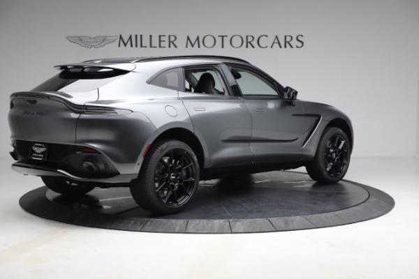 New 2021 Aston Martin DBX for sale $202,286 at Alfa Romeo of Westport in Westport CT 06880 9