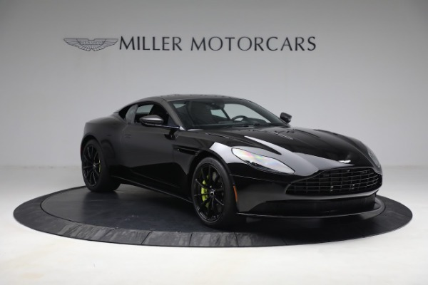 Used 2019 Aston Martin DB11 AMR for sale Call for price at Alfa Romeo of Westport in Westport CT 06880 10