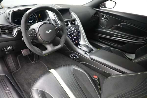 Used 2019 Aston Martin DB11 AMR for sale Call for price at Alfa Romeo of Westport in Westport CT 06880 13