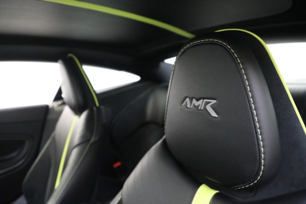 Used 2019 Aston Martin DB11 AMR for sale Call for price at Alfa Romeo of Westport in Westport CT 06880 17