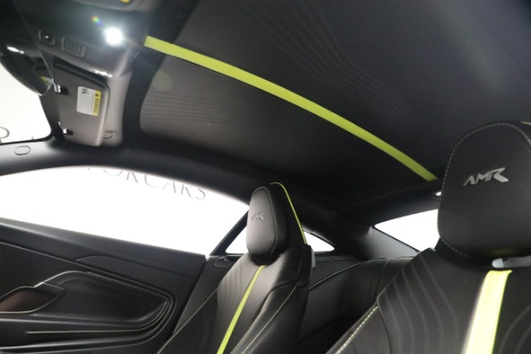 Used 2019 Aston Martin DB11 AMR for sale Call for price at Alfa Romeo of Westport in Westport CT 06880 18
