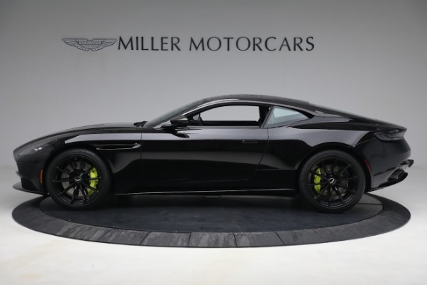 Used 2019 Aston Martin DB11 AMR for sale Call for price at Alfa Romeo of Westport in Westport CT 06880 2