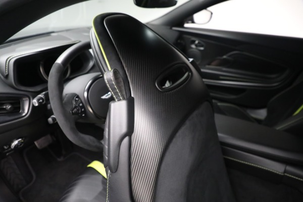 Used 2019 Aston Martin DB11 AMR for sale Call for price at Alfa Romeo of Westport in Westport CT 06880 23