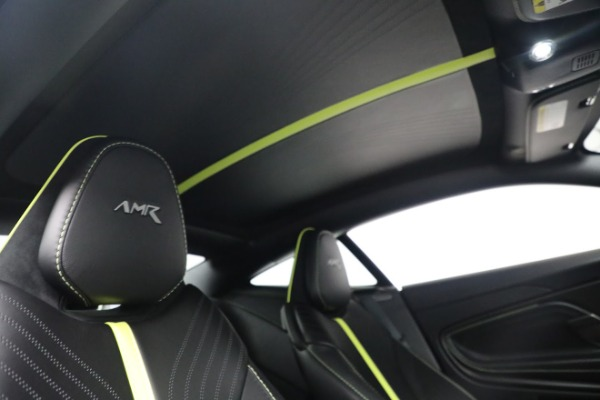 Used 2019 Aston Martin DB11 AMR for sale Call for price at Alfa Romeo of Westport in Westport CT 06880 24