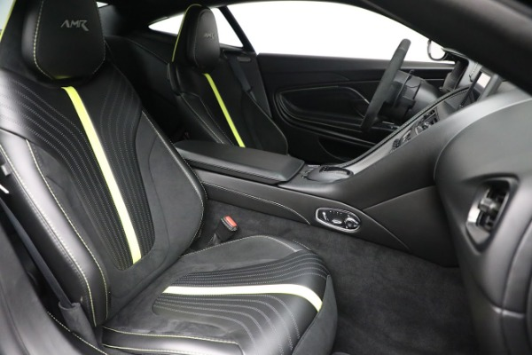 Used 2019 Aston Martin DB11 AMR for sale Call for price at Alfa Romeo of Westport in Westport CT 06880 27