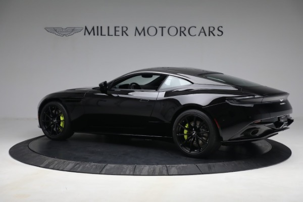 Used 2019 Aston Martin DB11 AMR for sale Call for price at Alfa Romeo of Westport in Westport CT 06880 3