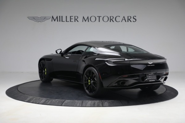 Used 2019 Aston Martin DB11 AMR for sale Call for price at Alfa Romeo of Westport in Westport CT 06880 4