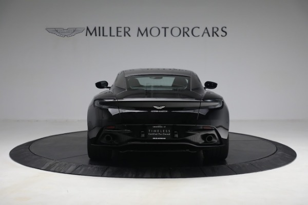 Used 2019 Aston Martin DB11 AMR for sale Call for price at Alfa Romeo of Westport in Westport CT 06880 5