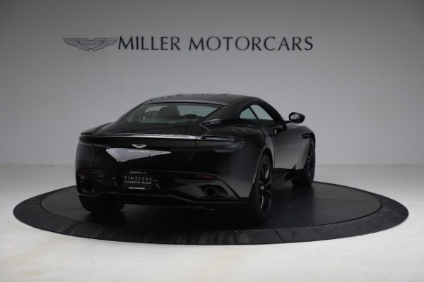 Used 2019 Aston Martin DB11 AMR for sale Call for price at Alfa Romeo of Westport in Westport CT 06880 6