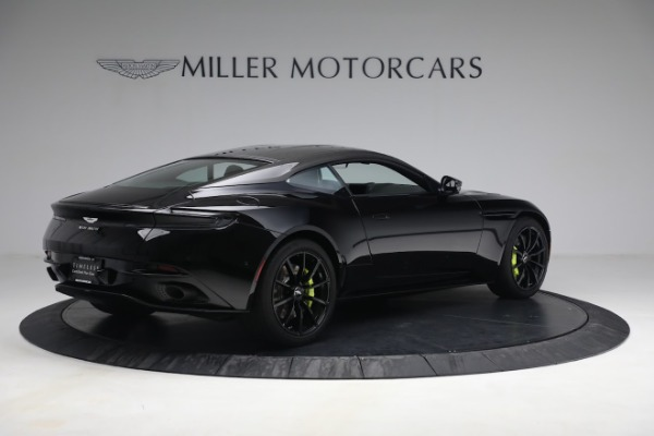 Used 2019 Aston Martin DB11 AMR for sale Call for price at Alfa Romeo of Westport in Westport CT 06880 7