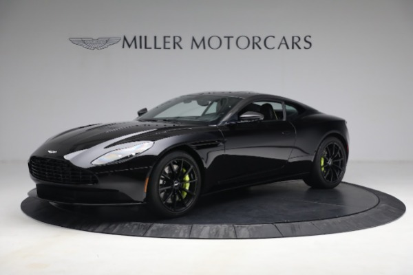 Used 2019 Aston Martin DB11 AMR for sale Call for price at Alfa Romeo of Westport in Westport CT 06880 1