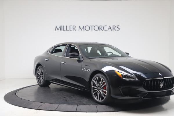 New 2022 Maserati Quattroporte Modena Q4 for sale $128,775 at Alfa Romeo of Westport in Westport CT 06880 10