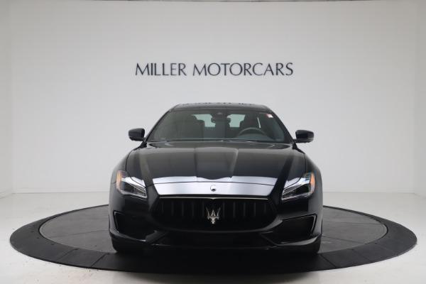 New 2022 Maserati Quattroporte Modena Q4 for sale $128,775 at Alfa Romeo of Westport in Westport CT 06880 11