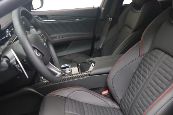 New 2022 Maserati Quattroporte Modena Q4 for sale $128,775 at Alfa Romeo of Westport in Westport CT 06880 13