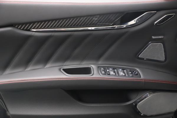 New 2022 Maserati Quattroporte Modena Q4 for sale $128,775 at Alfa Romeo of Westport in Westport CT 06880 15