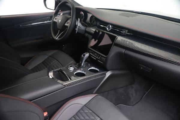 New 2022 Maserati Quattroporte Modena Q4 for sale $128,775 at Alfa Romeo of Westport in Westport CT 06880 17