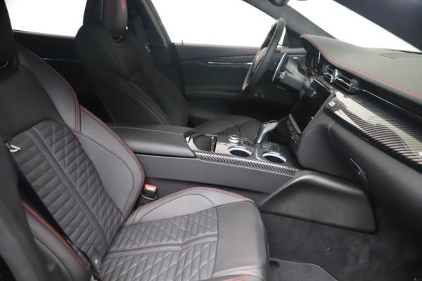 New 2022 Maserati Quattroporte Modena Q4 for sale $128,775 at Alfa Romeo of Westport in Westport CT 06880 18