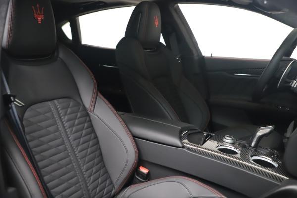 New 2022 Maserati Quattroporte Modena Q4 for sale $128,775 at Alfa Romeo of Westport in Westport CT 06880 19
